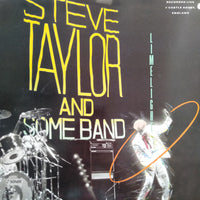 Steve Taylor And Some Band – Limelight (*Pre-Owned Vinyl, 1986, Sparrow)