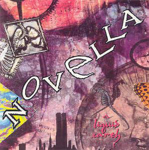 NOVELLA - LIQUID EARTH (*NEW-CD, 1992, Star Song)