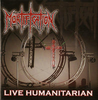 Mortification ‎– Live Humanitarian (*CD, 2007, Rowe)