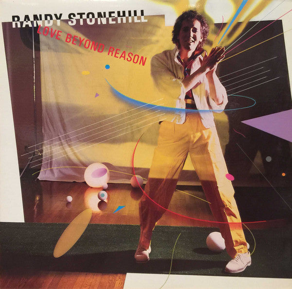 RANDY STONEHILL - LOVE BEYOND REASON (*Used-Vinyl, 1985, Myrrh)