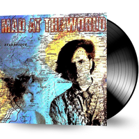 MAD AT THE WORLD - MAD AT THE WORLD (*NEW-Vinyl, 1987, Frontline Records)