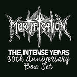 Mortification The Intense Years + Metal Missionaries (7-CD Box Set) w exclusive live CD