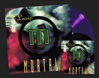 "MORTAL - LUSIS (*NEW-VINYL 12"" Purple + 7"" Black Vinyl) Retroactive Record"