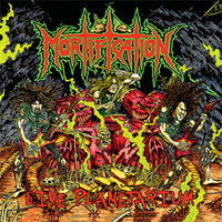 MORTIFICATION - LIVE PLANETARIUM (*NEW-CD, 2020, Soundmass) Must-have deluxe reissue w bonus tracks  Remastered