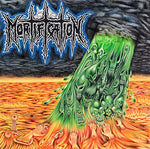 MORTIFICATION - MORTIFICATION (*Pre-Owned-CD, 1991, Intense Records) *Original Issue