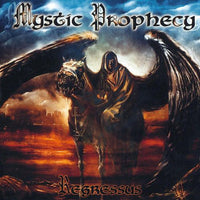 Mystic Prophecy ‎– Regressus (*Pre-Owned 2003, Nuclear Blast) Melodic power metal w Gus G (Ozzy/Firewind)