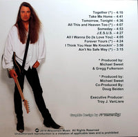 MICHAEL SWEET - DEBUT 1994 (*NEW-RED/BLACK VINYL) Stryper vocalist