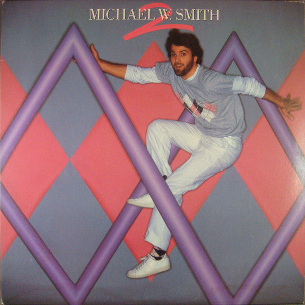 Michael W. Smith ‎– Michael W. Smith 2 (*Pre-Owned CD, 1984, Reunion)
