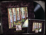 MAD AT THE WORLD - THROUGH THE FOREST (*Black Vinyl + CD Bundle, 2018, Retroactive)