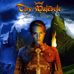 Thy Majestie ‎– Jeanne D'Arc (*Pre-Owned CD, 2005, Scarlet) Epic Shred Symphonic metal import