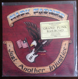 MARK FARNER - JUST ANOTHER INJUSTICE (*Used-Vinyl, 1988, Frontline) Grand Funk Railroad singer