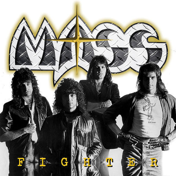 MASS - FIGHTER (*NEW-VINYL, 2019, NoLifeTilMetal) Remastered