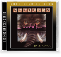 MASTEDON - IT'S A JUNGLE OUT THERE + 3 Bonus (*NEW-CD, 2020, Girder) Elite Remaster AOR/Hard Rock ***Last copies