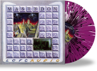 MASTEDON - LOFCAUDIO (*NEW-Splatter Vinyl, 2020, Girder) Remaster - elite AOR Hard Rock