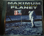 LARRY NORMAN - MAXIMUM PLANET (*Used-CD, 2004, Solid Rock) Very rare!