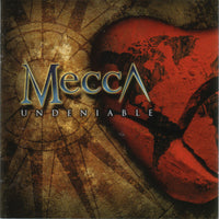 MECCA - UNDENIABLE (*Pre-Owned CD, 2013, Frontiers) ex-Toto and ex-Survivor AOR