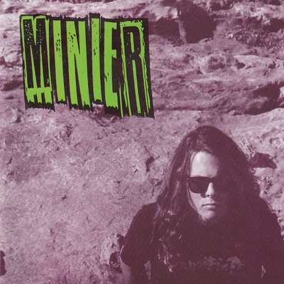 MINIER - MINIER EXPANDED + DEMO (Retroarchives Edition) CD, 2017