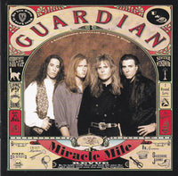 GUARDIAN - MIRACLE MILE (*Used-CD, 1993, Word/Pakaderm)