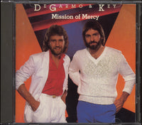 DEGARMO & KEY - MISSION OF MERCY (*Used-CD, 1989, ForeFront)