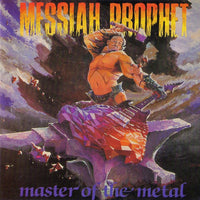 MESSIAH PROPHET - MASTER OF THE METAL (*Used-Vinyl, Pure Metal Records) Pristine Vinyl