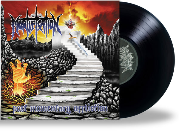 Mortification Post Momentary Affliction (*NEW-BLACK VINYL, 2021, Soundmass)