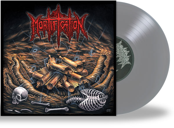 Mortification Scrolls Of The Megilloth (*NEW-Silver Vinyl, 2021, Soundmass)