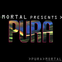 MORTAL - PURA (*NEW-CD, 1995, Intense Records) Christian Industrial