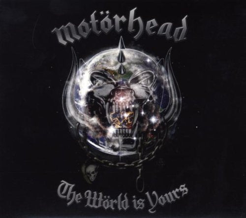 Motörhead ‎– The Wörld Is Yours (*Used-CD, 2010, UDR) Import, digipak