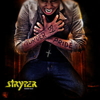 STRYPER - MURDER BY PRIDE (*Pre-Owned CD, 2009, Big3)