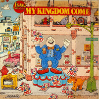 Isaac Air Freight ‎– My Kingdom Come, Thy Kingdom Come (*Used-Vinyl, 1982, Maranatha!) comedy