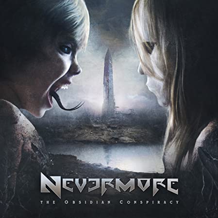 Nevermore - The Obsidian Conspiracy (*Pre-Owned CD, 2010, Century Media)