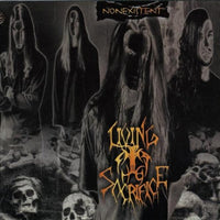 LIVING SACRIFICE - NONEXISTENT (*NEW-CD, 1999, Solid State) Remastered Reissue