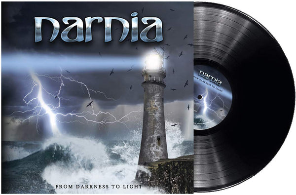 NARNIA - FROM DARKNESS TO LIGHT (*NEW-VINYL-Gatefold, 2019) Christian Metal