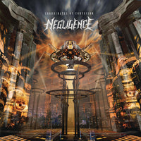 Negligence ‎– Coordinates Of Confusion (*Used-CD, 2010, Metal Blade) classic speed/thrash metal!