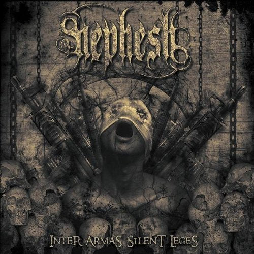 NEPHESH - INTER ARMAS SILENT LEGES (*NEW-CD, 2009, Nokternal Hemizphear) elite Christian Black Metal