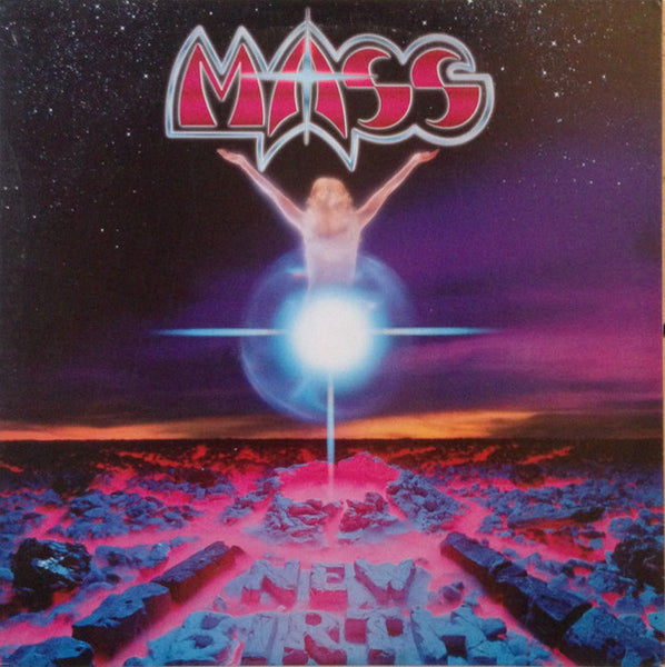 MASS - NEW BIRTH (*Used-Vinyl, 1985, RCA) Christian Metal