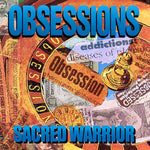 SACRED WARRIOR - OBSESSIONS: METAL ICON SERIES (*NEW-CD, 2019, Retroactive Records)