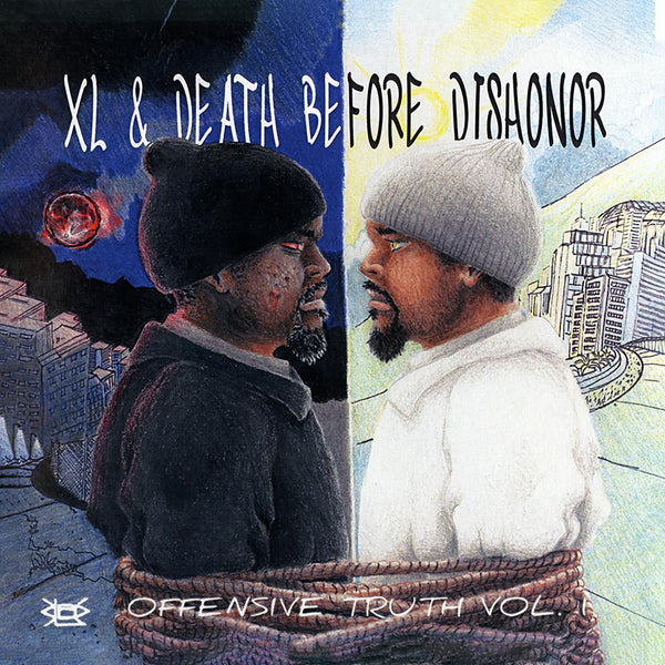 XL And Death Before Dishonor ‎– Offensive Truth, Vol. 1 & 2 (NEW-2 CD Set, 2019, Roxx) Members of Crucified, Deliverance, Whitecross, Demon Hunter, etc