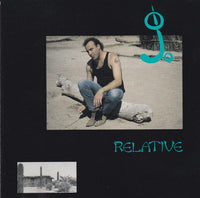 OJO TAYLOR - RELATIVE (*Used-CD, 1988, Broken Records) Terry Taylor + Mike Knott lead vocals