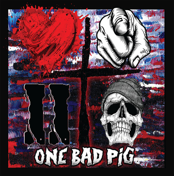 ONE BAD PIG - LOVE YOU TO DEATH (*NEW-CD, 2019, Retroactive Records) 12 Page Insert Jewel Case