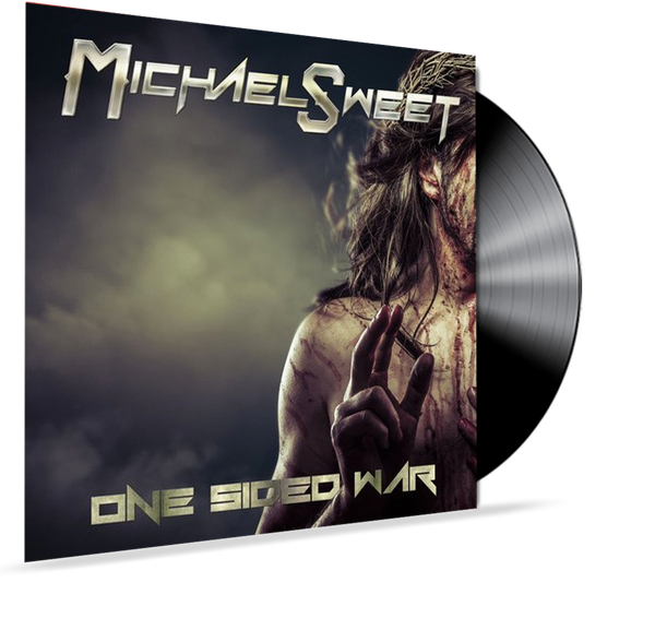 MICHAEL SWEET - ONE SIDED WAR (*NEW-VINYL, 2019) Just 200 Copies Pressed - Limited Stock