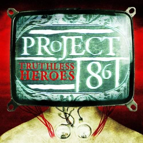 PROJECT 86 - TRUTHLESS HEROES (*NEW-CD, 2002, Tooth & Nail)