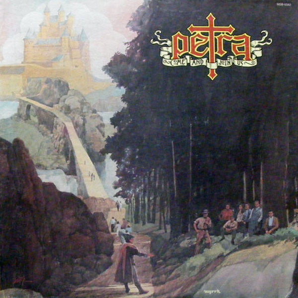 PETRA - COME & JOIN US (*Used-Vinyl, 1977, Myrrh)