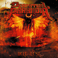 PERPETUAL PARANOIA - HELL FEST (*NEW-CD, 2021, Retroactive Records) Dale Thompson from Bride - guitar heroics from Tiago *PRE-ORDER