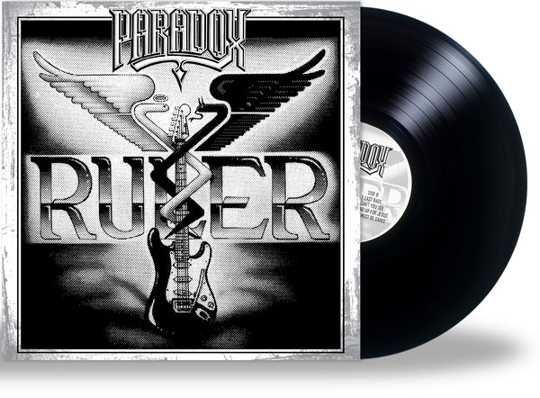 PARADOX - RULER (Legends Remastered) (*NEW-BLACK 180 Gram VINYL, 2020, Retroactive) For fans of Recon & Sacred Warrior! ***PRE-ORDER