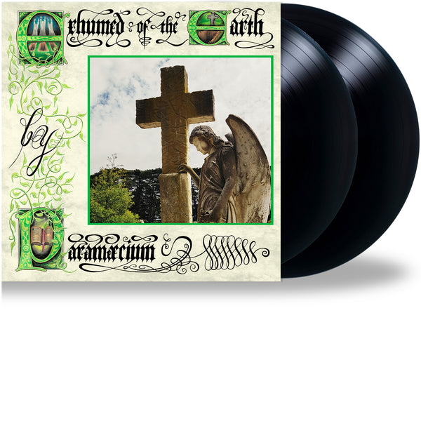 PARAMAECIUM - EXHUMED OF THE EARTH (*NEW-DOUBLE BLACK VINYL, Gatefold, 2020, Bombworks)
