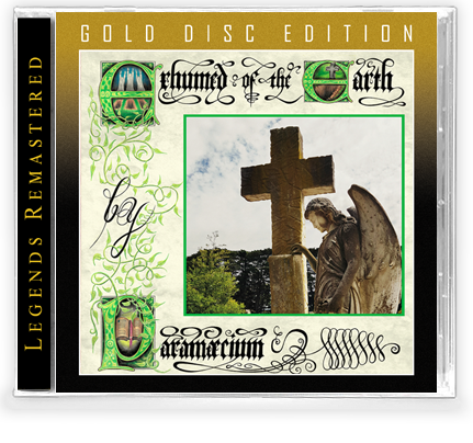 PARAMAECIUM - EXHUMED OF THE EARTH (*NEW-GOLD DISC EDITION CD, 2020, Bombworks) ***PRE-ORDER