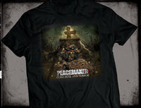 *T-SHIRT - PEACEMAKER - CONCRETE & TERROR (2018, Brutal Planet Records)