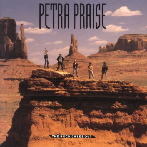PETRA - PETRA PRAISE: THE ROCK CRIES OUT (*Used-CD, 1989, Star Song)