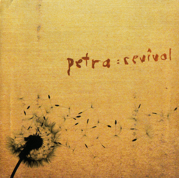 PETRA - REVIVAL (Used-CD, 2001, Inpop)